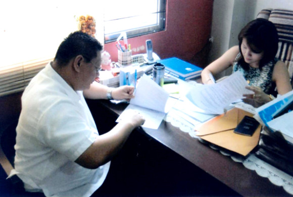 Contract Signing w/ realty options for joint marketing activity