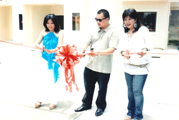 Villagio Open House and Blessing