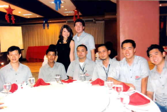 Launching and Christmas Party