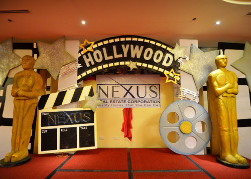 Nexus Hollywood Christmas Party 2011