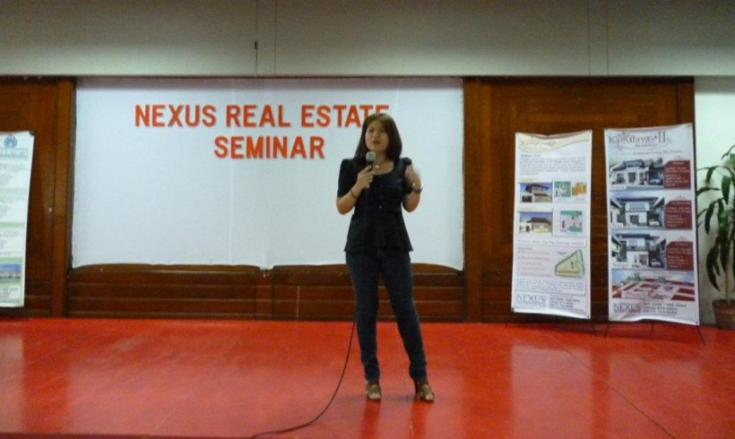 SCRFI Sales Rally with Nexus Real Estate Corp. 2012