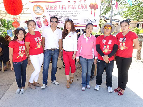 Villagio: Kung Hei Fat Choi Open House