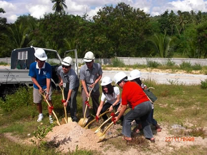 Kamalaya Residences Groundbreaking