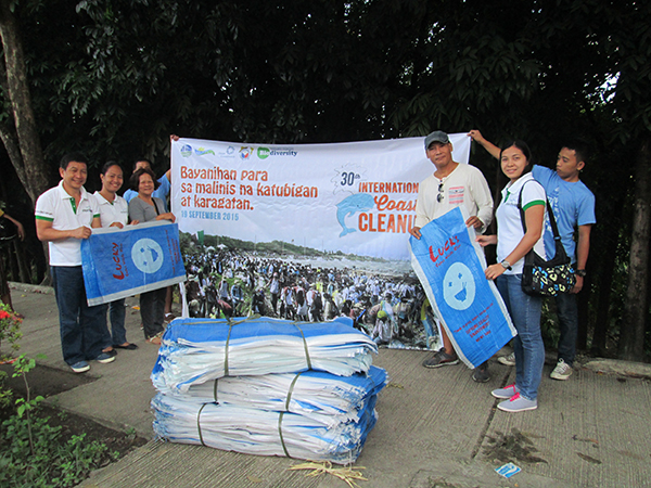 30th International Coastal Cleanup