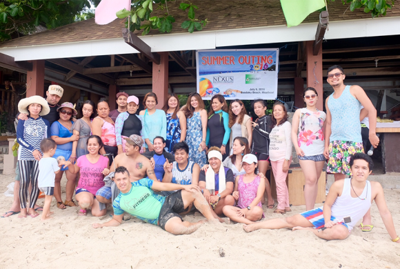 Summer Outing with Flaminia Realty