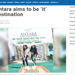 Antara aims to be it destination