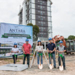 Nexus Real Estate Corporation Holds Groundbreaking for ANTARA Retail Strip