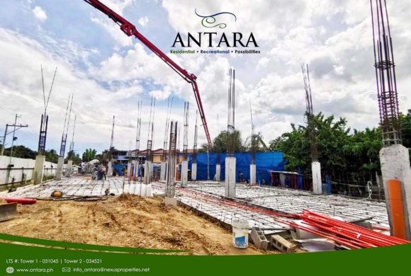 Antara Retail Strip Construction updates 2020