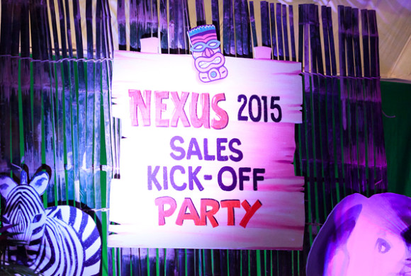 Nexus Jungle Safari Sales Kick Off Party 2015