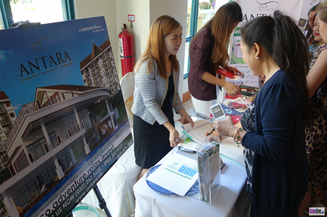 Nexus Real Estate Corporation features Antara during the 3rd Colour Me Women's Conference