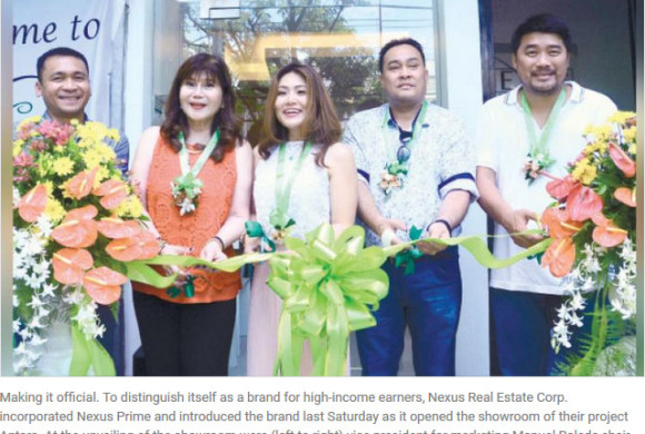 Nexus Real Estate Corp. forms subsidiaries to distinguish different market segments